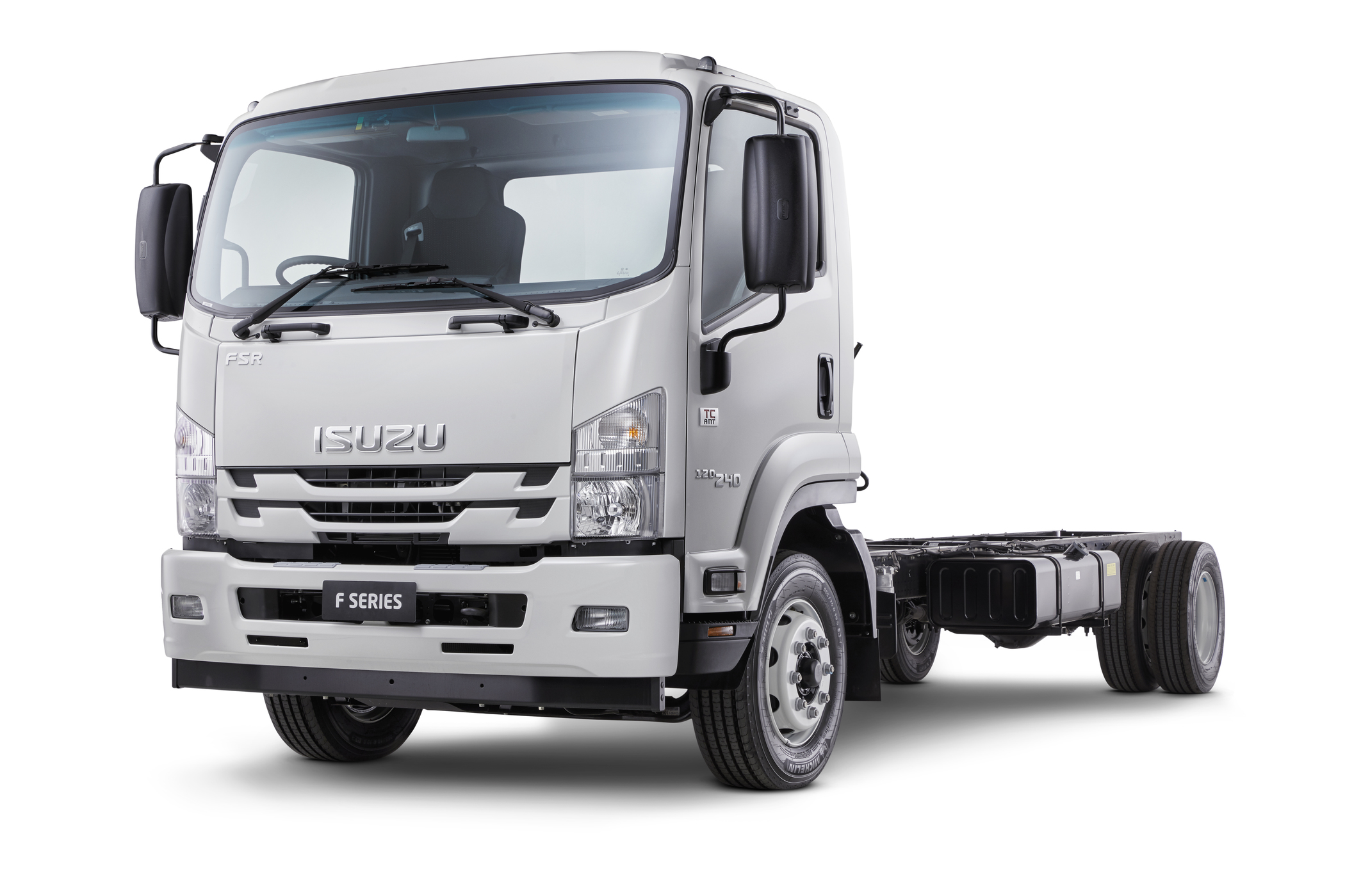 Performance and Peace of Mind in Isuzu F Series 3